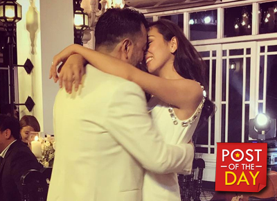 WATCH: Beauty Gonzalez's sweet dance with husband Norman Crisologo
