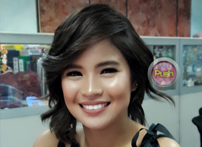 Louise delos Reyes to work in ABS-CBN?