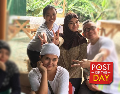 Angel Locsin's message for Dimples Romana will make you wish you had a BFF like her