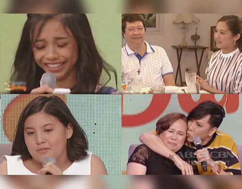 """5 Momshie and Anakshie Tearjerking Moments on """"Magandang Buhay"""""""