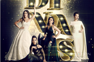 DIVAS LIVE IN MANILA this November 11 at the Araneta Coliseum