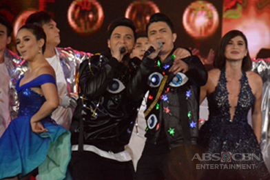 ABS-CBN Christmas Special 2016: Madlang Party with It's Showtime Family