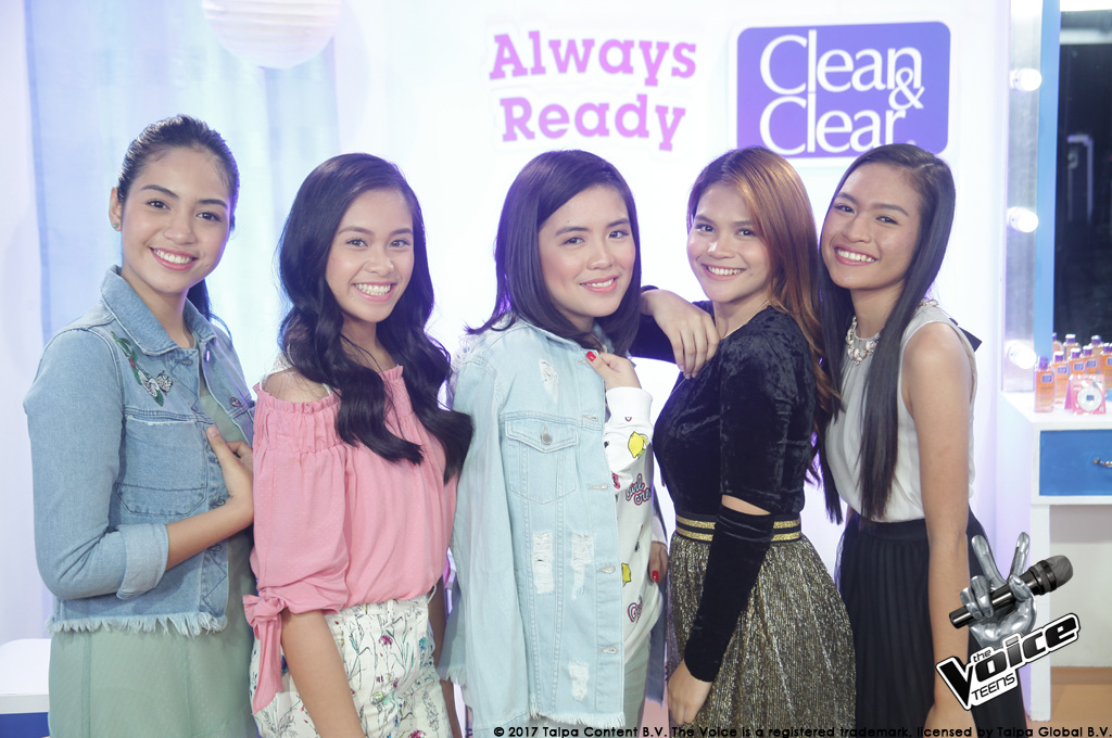 Take A Closer Look At The AlwaysReady Beauties Who Graced The Voice Teens Battle Rounds 2