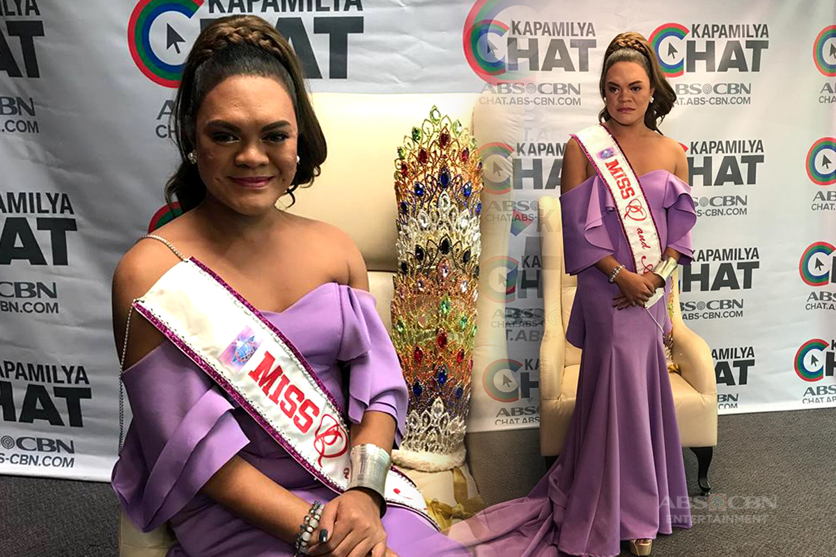 PHOTOS: Kapamilya Chat With Miss Q & A 1st Hall Of Famer Juliana Parizcova Segovia