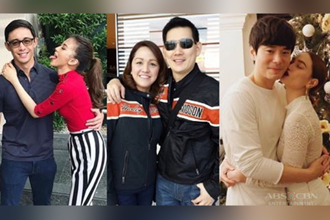 Extraordinary love: Kapamilya Celebs who found love in their non-showbiz lovers