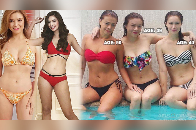 LOOK: 19 Photos of Sunshine Cruz with her ageless and equally gorgeous sisters!