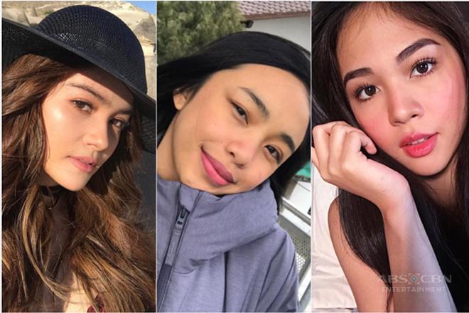 SELFIE muna bago magtrabaho! Iba't ibang version ng selfie ng iyong paboritong kapamilya stars!