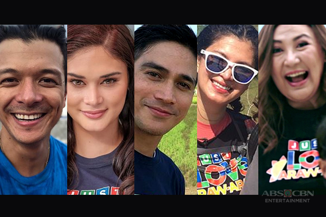 Kapamilya stars show how to spread love in ABS-CBN's new Summer Station ID