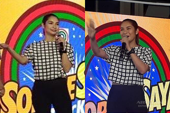 Ryza Cenon thrills fans in first event as a Kapamilya