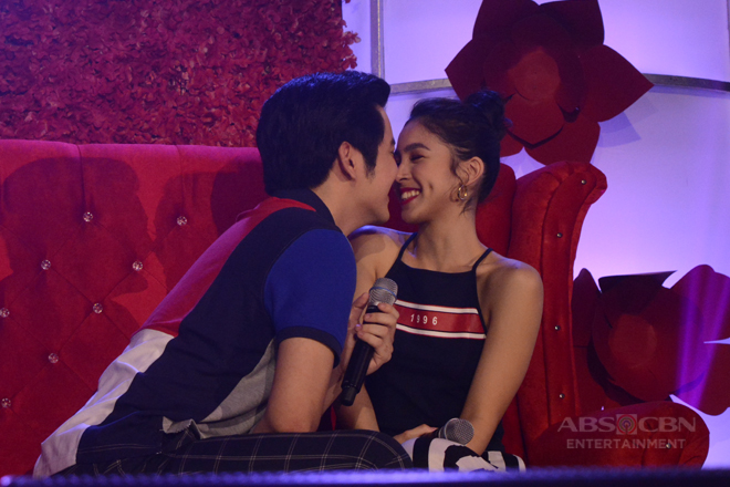 Just Love Araw Araw Fan Meet PHOTOS: Fun and games with JoshLia