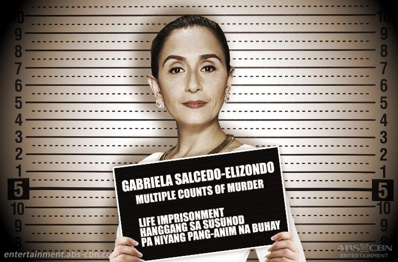 Guilty beyond reasonable doubt the 5 wicked teleserye - Gabriela elizondo ...