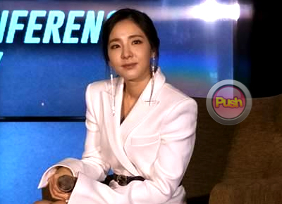 Sandara Park comments on issue linking her with Robi Domingo