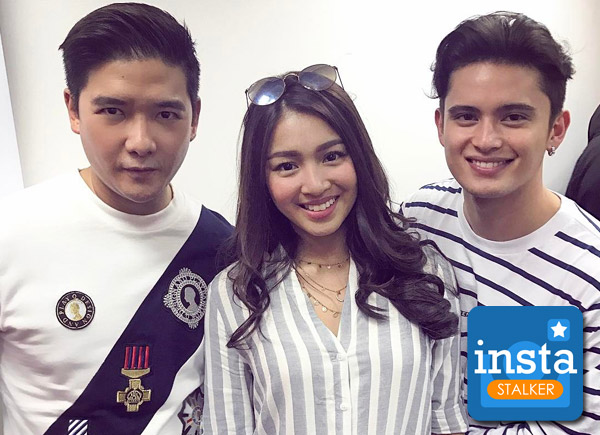 Instastalker: James Reid and Nadine Lustre's adventure in Dubai