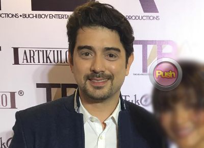 Will Ian Veneracion's son Draco follow in his footsteps as an actor?