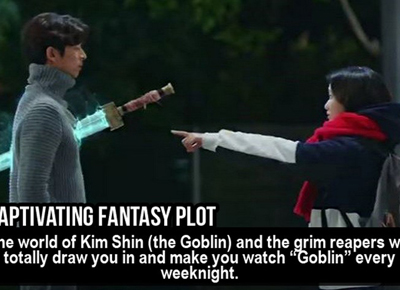 Six Reasons Why You Should Watch 'Goblin' on ABS-CBN