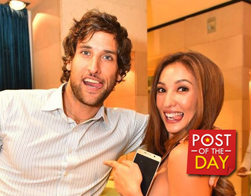 WATCH: How Nico Bolzico and Solenn Heussaff celebrate their 1st wedding anniversary