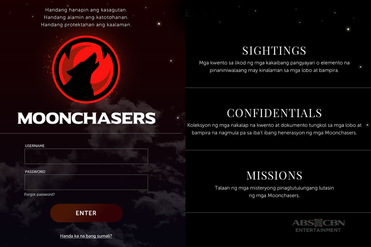 """La Luna Sangre"" turns netizens into hunters via Moonchasers.ph"