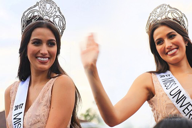 "Rachel Peters: From ""one of the boys"" to Miss Universe hopeful"