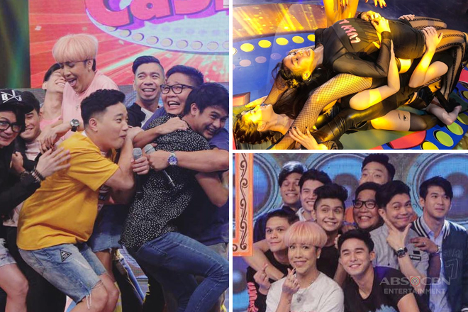 PAANDAR 2017: Top 10 Exhilarating and Unbelievable Cash-Ya Moments on It's Showtime