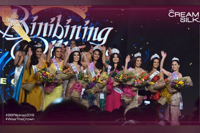 The Reigning Queens of Binibining Pilipinas 2018 are all set to transform the world