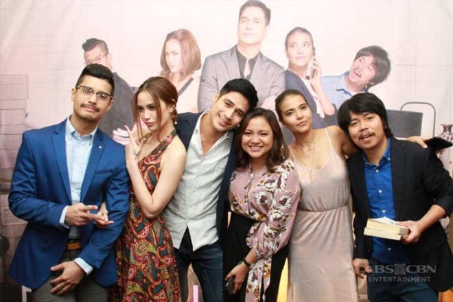 "Arci, Alessandra, JC, empoy, and Piolo embark on quest for true love in ""Since I Found You"""