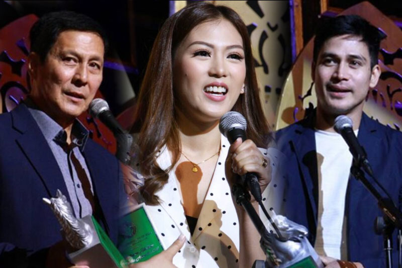 ABS-CBN wins best TV station at the Platinum Stallion Media Awards
