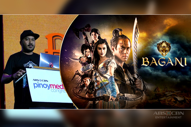 "The world of ""Bagani"" set to conquer the internet"
