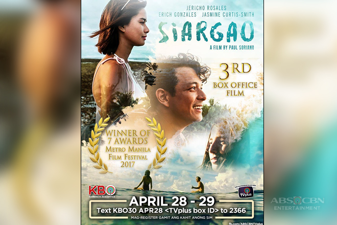 "KBO brings the beach vibes with ""Siargao"""
