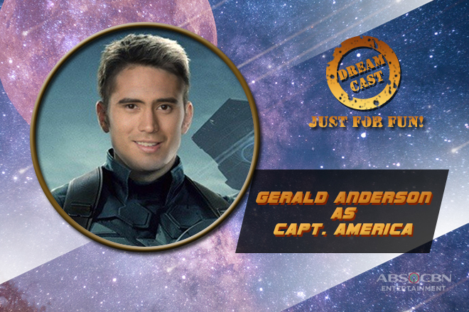 JUST FOR FUN: Netizens imagine Gerald as a gallant Captain America