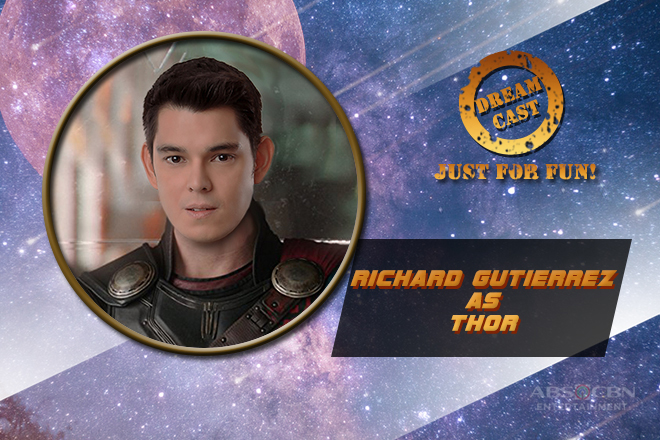 JUST FOR FUN: Richard Gutierrez is unanimous pick as imagined Thor