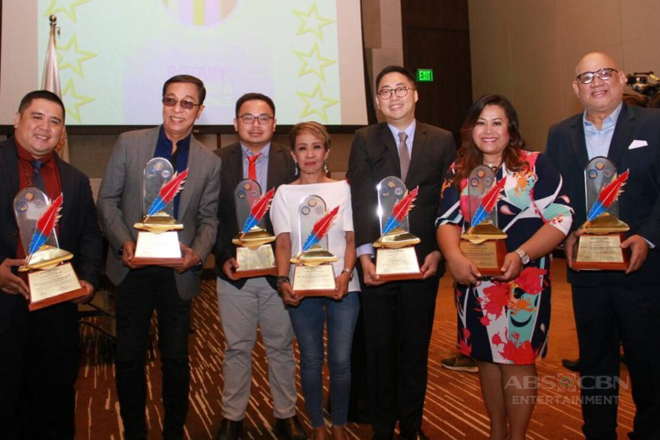 ABS-CBN wins Television Station of the Year at the Rotary Club of Manila Journalism Awards