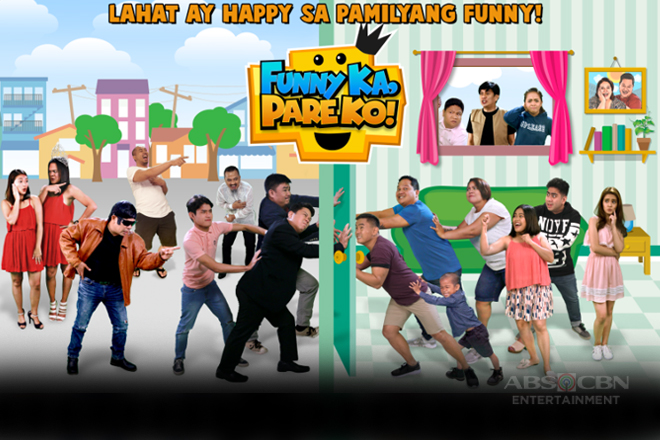 "Here's what you need to know about the newest season of CineMo's ""Funny Ka, Pare Ko"""