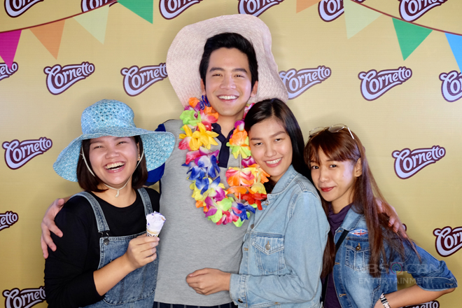 Joshua Garcia shares kilig moments with fans at 'Just Love Araw-Araw Fan Meet'