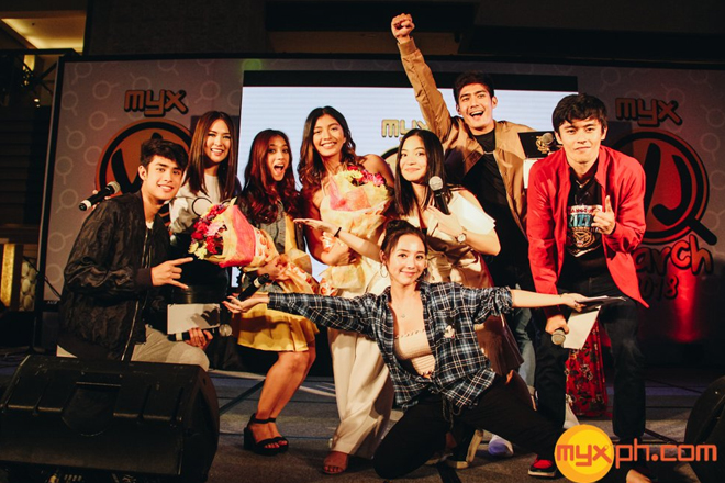 MYX welcomes Kaye Reyes and Samm Alvero as newest VJs