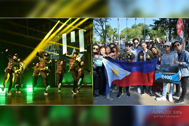 MNL based dance group bags the 1st place award at Dancestar World Finals 2018