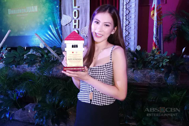 ABS-CBN, TV Station Of The Year sa Umalohokjuan Media Awards ng Lyceum