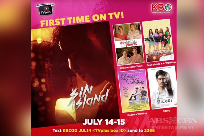 KBO brings daring movie Sin Island
