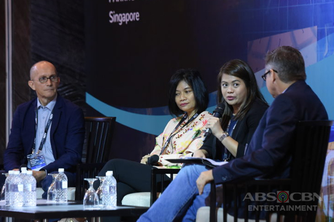 ABS-CBN digital executive represents PH in Media Innovation Forum in Singapore