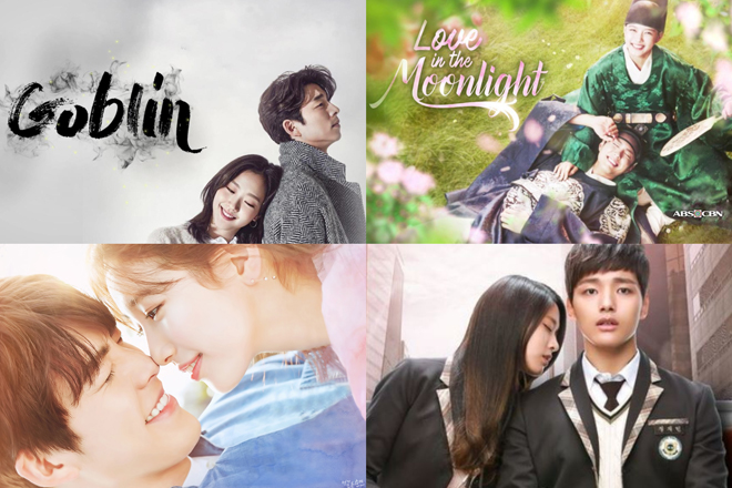 """""""Goblin,"""" other hit Asian dramas dominate ABS-CBN TVplus this month"""