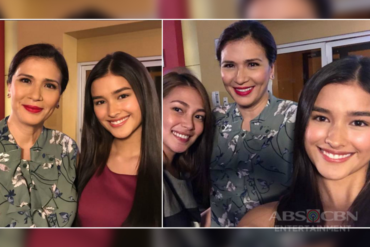 BEHIND-THE-SCENES: Liza Soberano's biggest MMK role to date