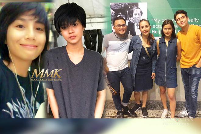 IN PHOTOS: Kilalanin ang letter sender ng MMK
