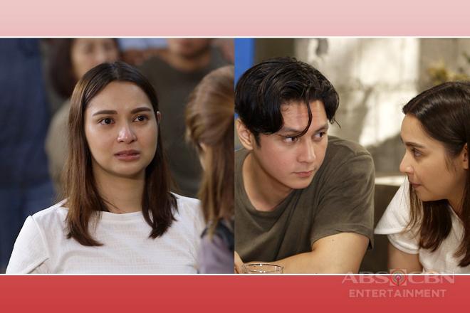 PHOTOS: Ang kauna-unahang pagganap ni Ryza Cenon sa MMK