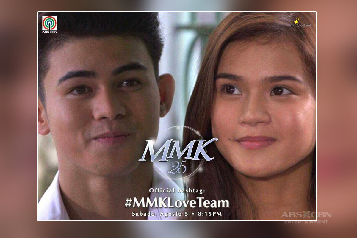 Maris and Inigo play campus sweethearts in MMK