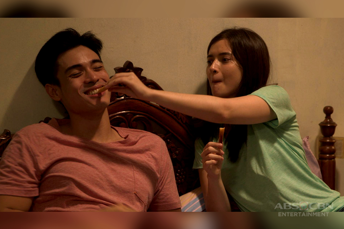 Xian and Shy play reformed drug-addicted couple in