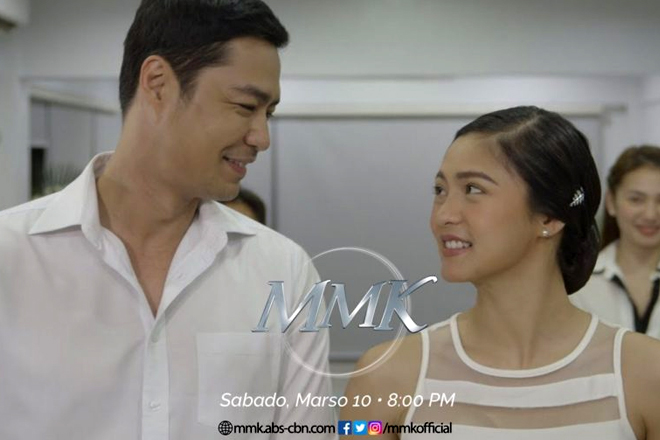"Kim and Zanjoe team up for the first time in ""MMK"""