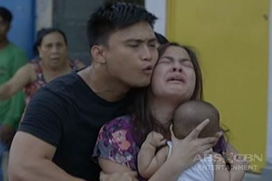 MMK Kulungan: Rustom, pilit na sinasama si Joy at ang kanilang anak