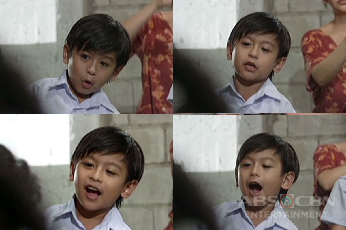 La Luna Sangre's little Tristan charms viewers once more in MMK