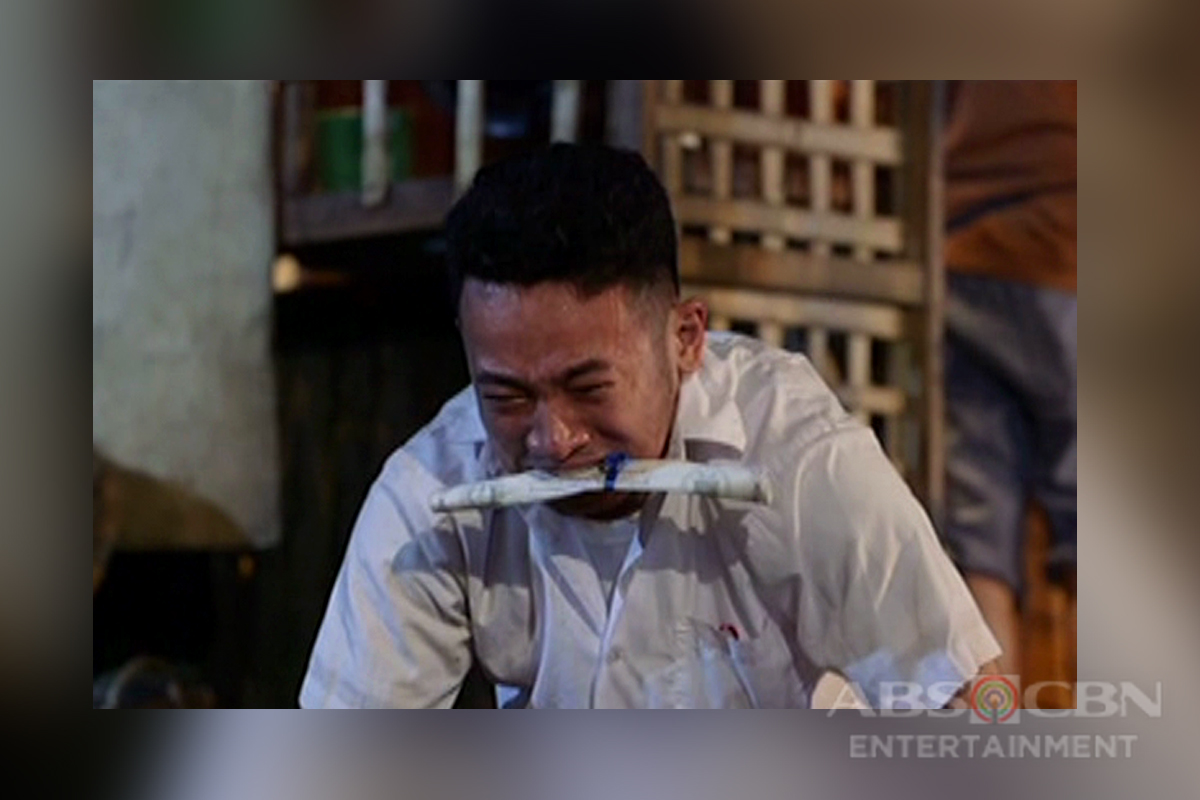 Ketchup proves in MMK that he's not only a comedian but a dramatic actor too!