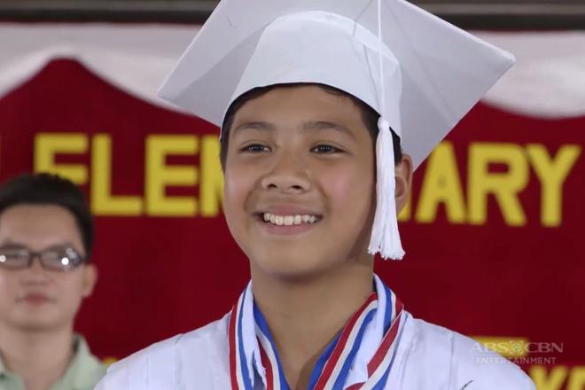 MMK Medalya: Ahwel, nakapagtapos ng elementarya