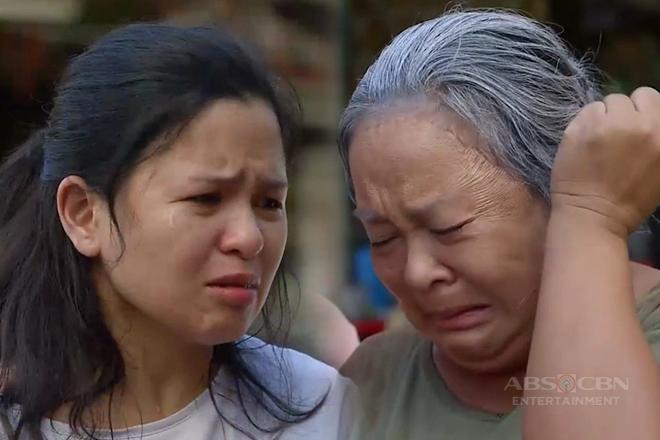 MMK Saranggola: Norma, sinisi ang sarili sa naging kapalaran ni Adelina at kanyang pamilya